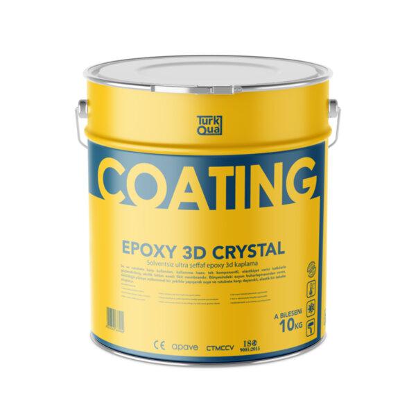 EPOXY 3D CRYSTAL® - КРИСТАЛНА ЕПОКСИДНА СМОЛА ЗА ПОДОВЕ И МАСИ