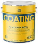 PU ALIPHATIC PAINT - двукомпонентен полиуретан за декорация и защита 21.6кг