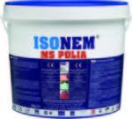 ISONEM MS POLIA - Готов за употреба продукт на водна основа, устойчив на ултравиолетовите лъчи 18кг