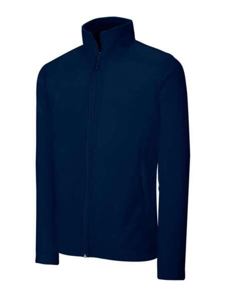 Jacheta completă cu MICROFLECĂ ZIP, POlAR, BLEUMARIN