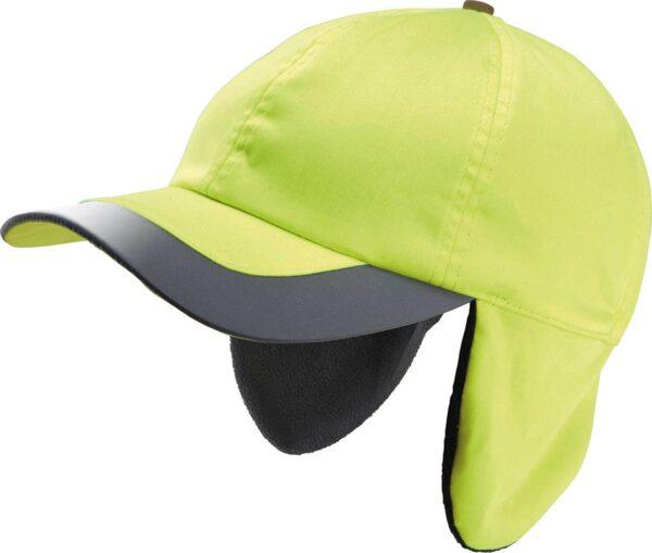 CAP DE IARN NEON, GALBEN