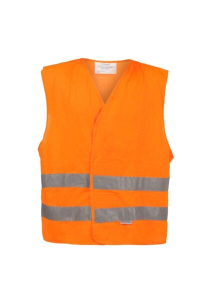 Vesta Reflectorizanta - BOLT ( portocaliu) - XL