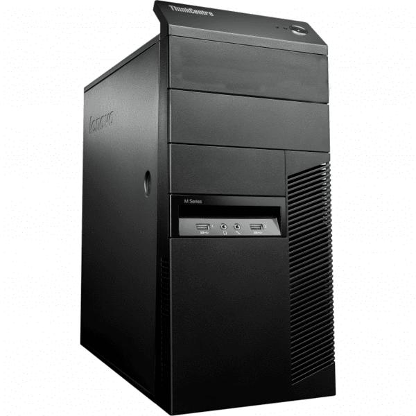 Употребяван Lenovo ThinkCentre M83 Pentium G3220, 4GB DDR3, 500GB HDD