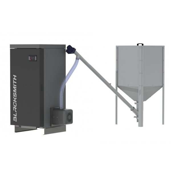 Set Blacksmith BS-B45X -Pellas X X-Line, 45kW
