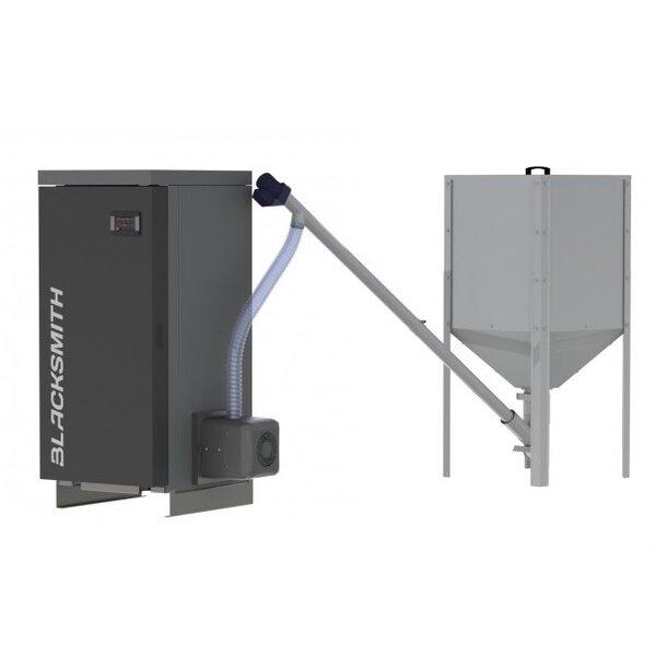 Set Blacksmith BS-B24X - Pellas X Revo Mini 35, 24kW