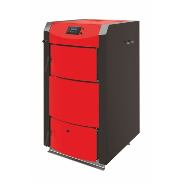 Пиролизен котел BURNiT PyroBurn Alpha Plus 40, 40kW