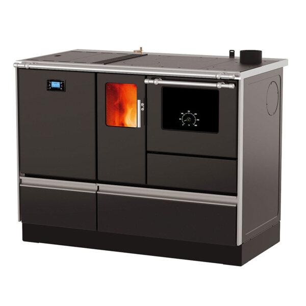 Готварска печка на пелети Alfa Plam Alfa Term 20, 20kW