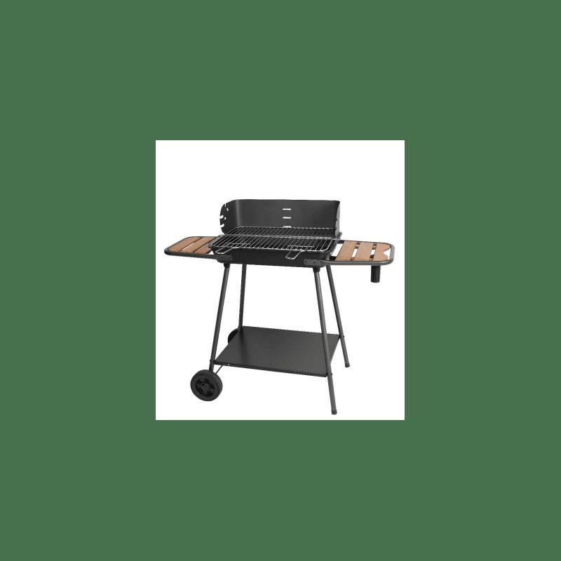 Чугунено барбекю на дървени въглища PROMENADE