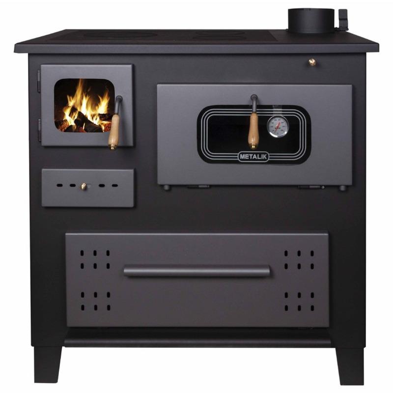 Готварска печка на дърва