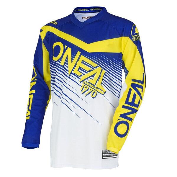 Фланелка O'Neal Element RW синьо/жълто