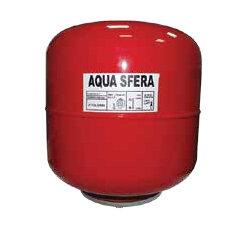 Δοχείο Διαστολής Θέρμανσης Aqua Sfera για κλειστό σύστημα