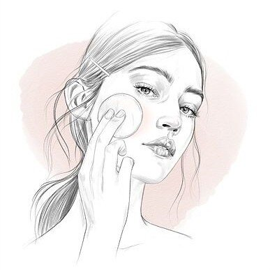 Ежедневна рутина и грижа за нормална кожа