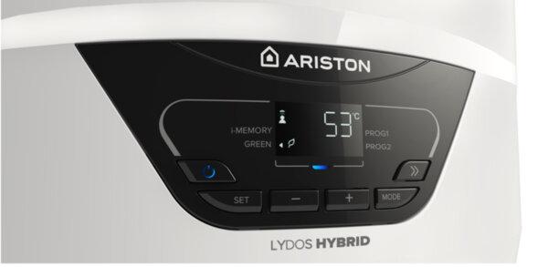 Термопомпен бойлер ARISTON LYDOS HYBRID 80 л