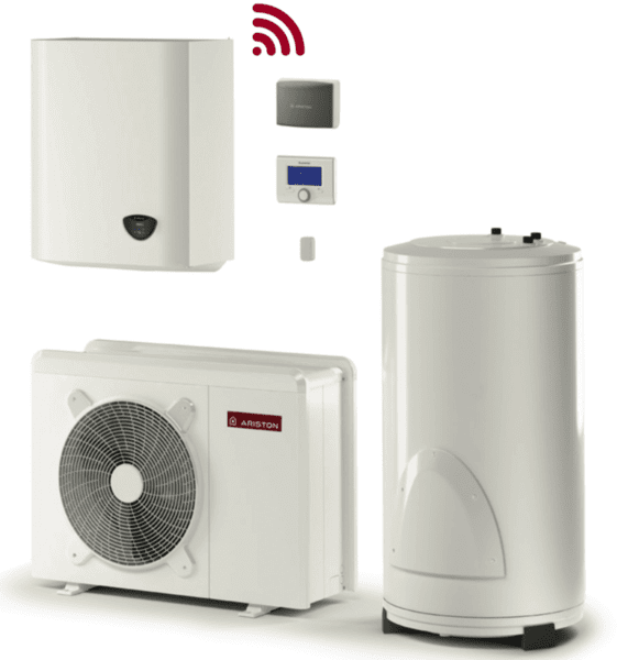 Термопомпа Ariston Nimbus FLEX 110 S NET
