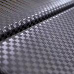 Spread-tow карбонов плат 160gr/m2