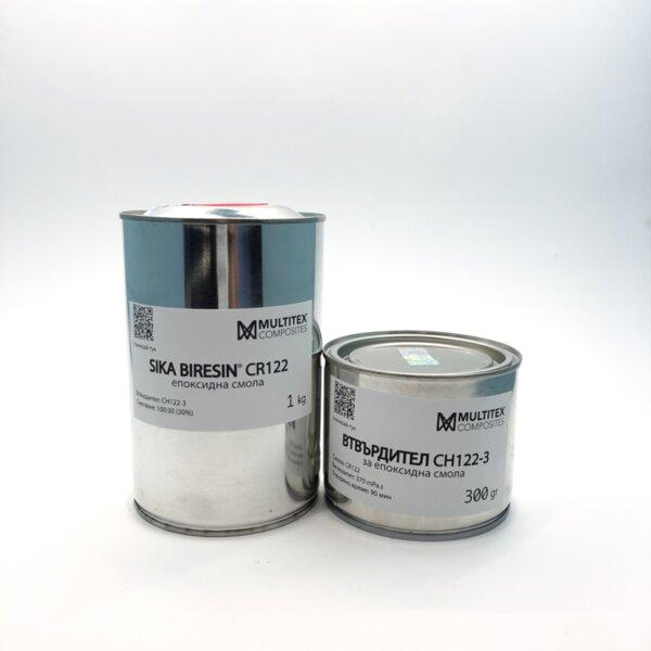 Високотемпературна епоксидна смола SIKA™ CR122