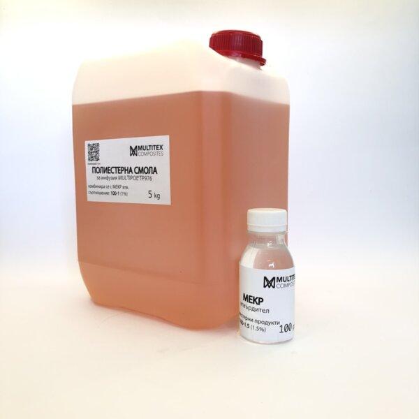 Полиестерна смола MULTIPOL® TP976 за инфузия