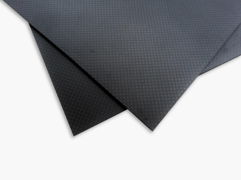 Карбонова плоскост - 30x20cm