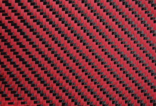 Карбонов плат - червен