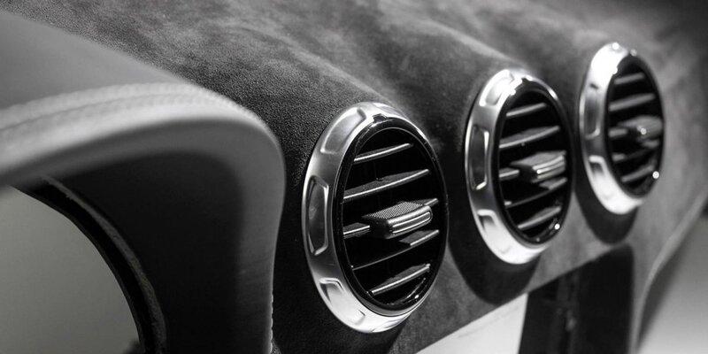 Автомобилна тапицерия Alcantara® Automotive