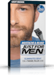 Гел оцветител - боя за мустаци и брада светло кафяво- Just for Men Light Brown