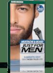 Гел оцветител - боя за мустаци и брада тъмно кафяво- Just for Men Dark Brown