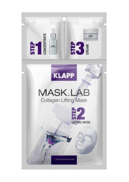 Повдигаща маска с колаген Klapp - COLLAGEN LIFTING MASK