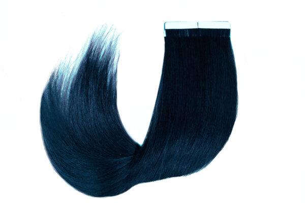 Коса на стикери MAGAMA 65 см. - ПАКЕТ 40 броя стикери - Цвят Blue