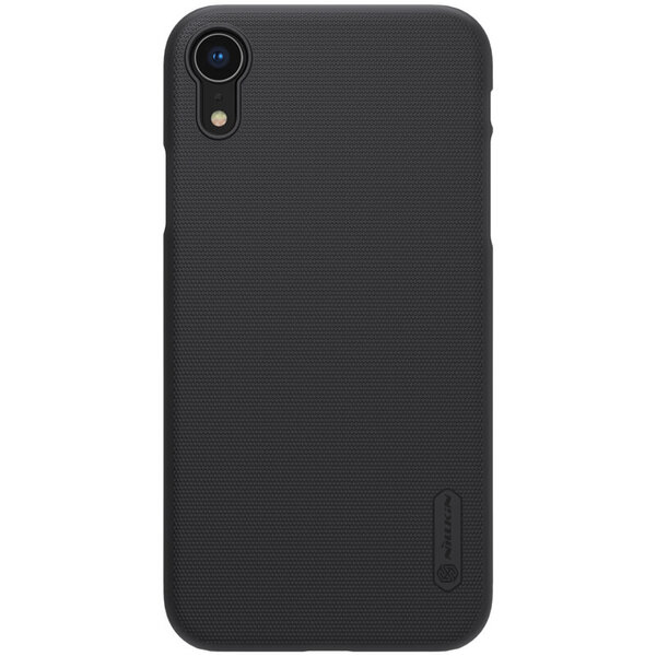 Калъф от Nillkin Super Frosted Cover за iPhone XR - Black