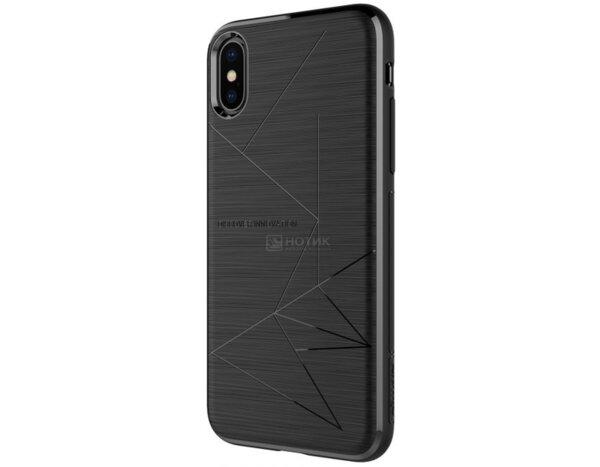 Калъф от Nillkin Magic Case QI за iPhone X/XS - Black