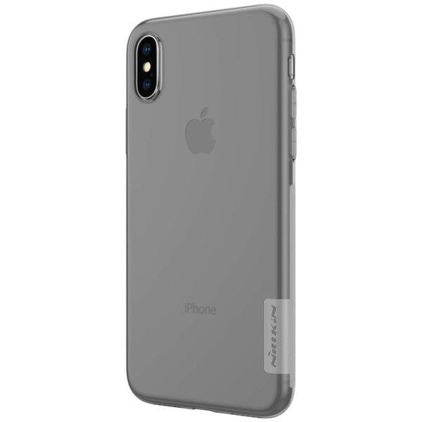 Калъф от Nillkin Nature TPU Case за iPhone X/XS - Grey