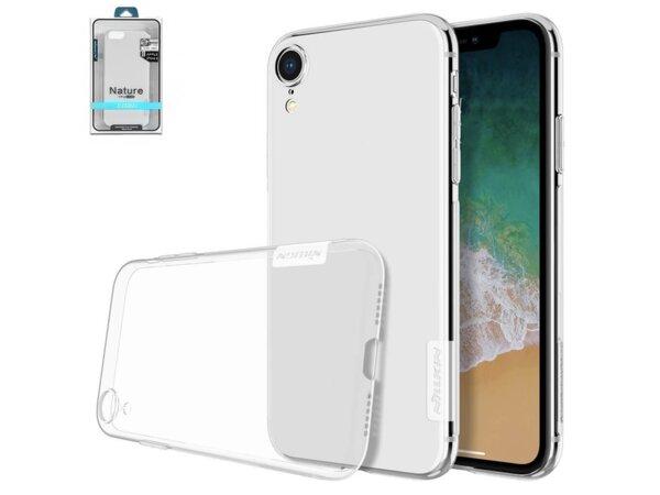 Калъф Nillkin Nature TPU Case за iPhone XR - Transparent