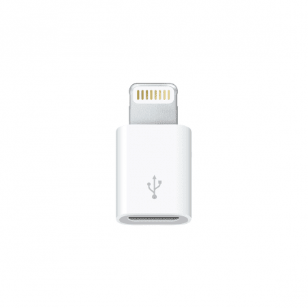 Адаптор Apple Lightning To Micro USB Adaptor (White)