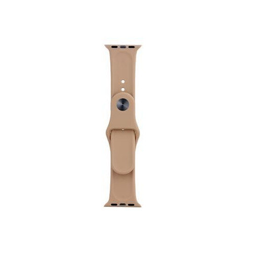 Tactical Silicone Band for Apple Watch 4 44mm Khaki Khaki