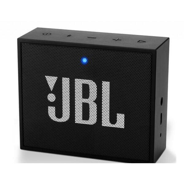 Мини безжична колонка JBL GO 2 Plus - черна
