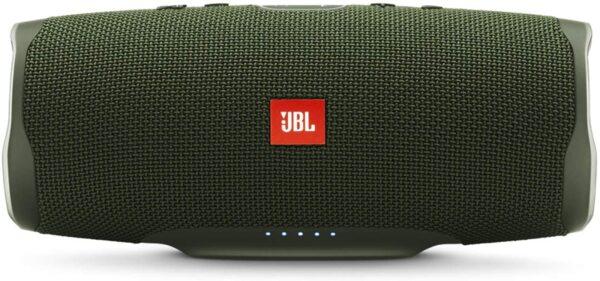 Зелена безжична колонка JBL Charge 4 Waterproof Portable Bluetooth Speaker - Green
