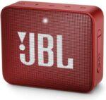 JBL GO 2 Portable Wireless Speaker (Red)