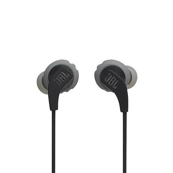 Черни безжични слушалки JBL Auriculares Bluetooth Endurance Run Black