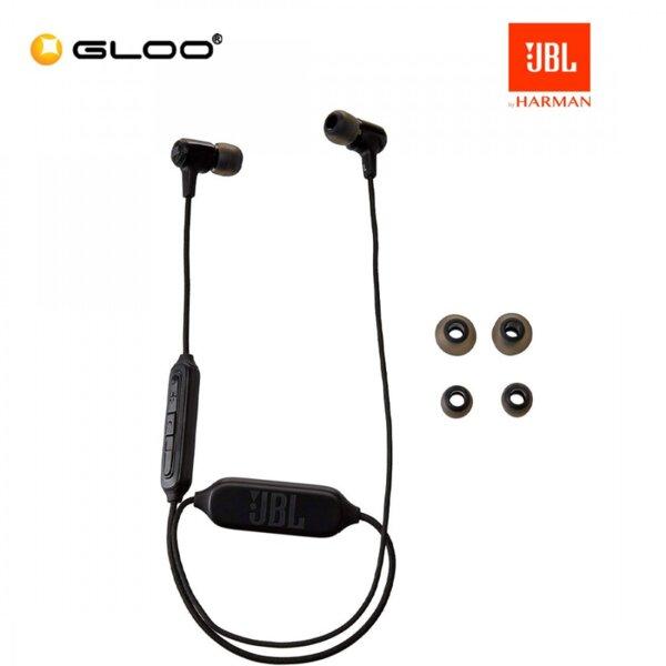 Черни безжични слушалки JBL E25BT Bluetooth In-Ear Headphones (Black)