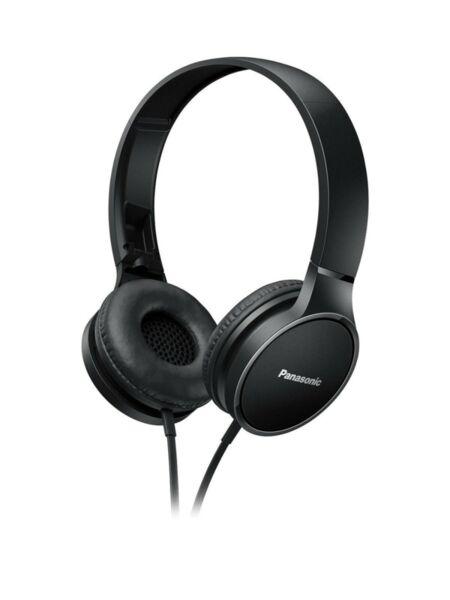 Слушалки Panasonic RP-HF300ME Folding Overhead Stereo Headphones New