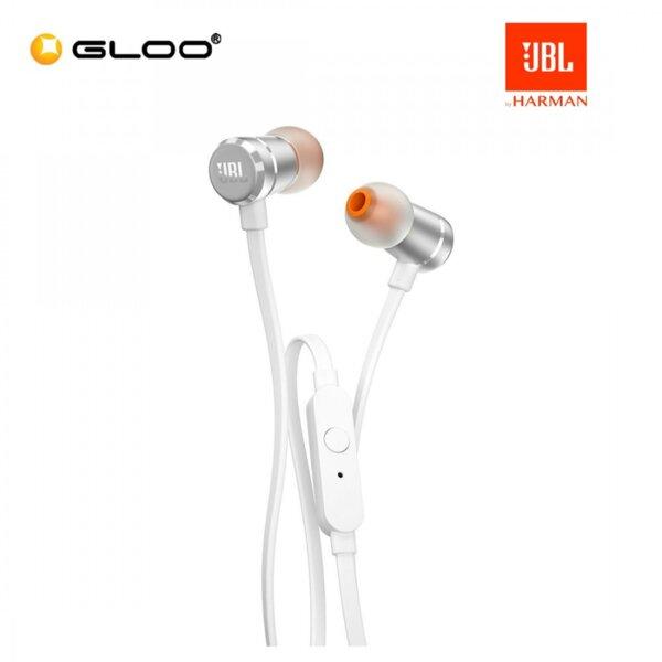 слушалки JBL In-Ear Earphone T290 Silver