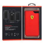 Външна батерия PowerBank Ferrari 5000mAh Red