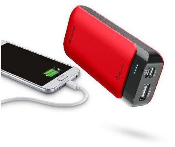 Cellular Line PowerUp USB-C (5.200mAh) Powerbank