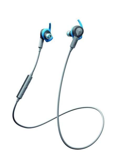 Сини безжични слушалки Jabra Sport Coach Special Edition Wireless In Ear Bluetooth Headphones - Blue