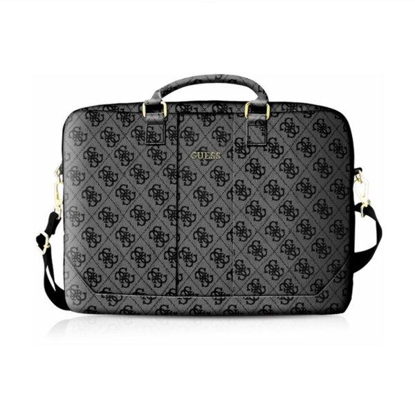 "Чанта на Guess Bag  15"" Uptown - Gray"