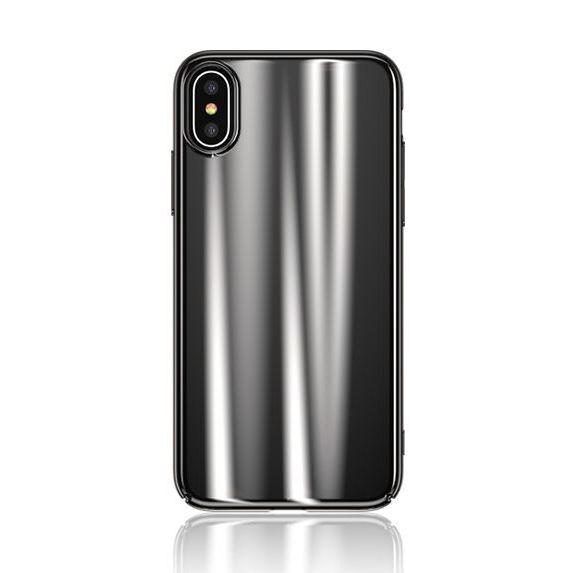 Kалъф от USAMS Sanz Hard Case за iPhone X/XS - Black