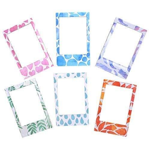 Рамки за снимки Polaroid 6 Designer Magnetic Picture Frames For 2x3 Photo Paper Snap, Zip, Z230