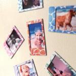 Polaroid 6 Designer Magnetic Picture Frames For 2x3 Photo Paper Snap, Zip, Z230