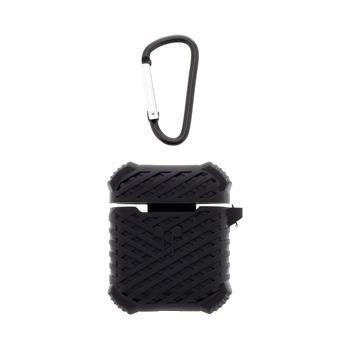 Handodo Silicone Case with Carbin for Apple Airpods Black (EU Blister)