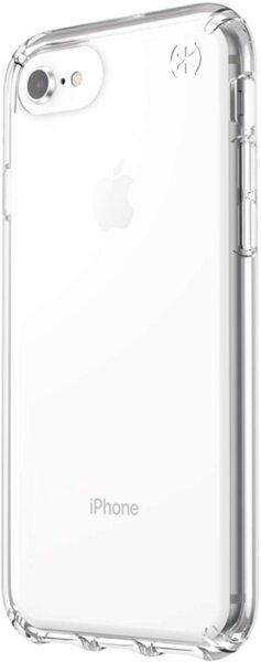 Калъф от Speck Presidio Grip Case за Apple iPhone 8/7/6s/6  - Clear